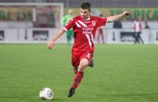 Fundaşul dreapta Mateo Susic,   ultima dată la Enegrie Cottbus,   a semnat pe 3 ani cu CFR Cluj / sursa foto: bild.de