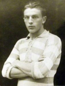 !foto caseta palocsay,   fotbalist la kac