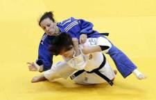 Judoka Monica Ungureanu va lupta în primul tur la Tashkent contra sportive Shira Rishony din Israel