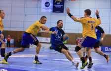 Derby-ul nordului țării,   dintre Minaur Baia Mare și Potaissa Turda,   s-a încheiat cu victoria clujenilor,   scor 37-34