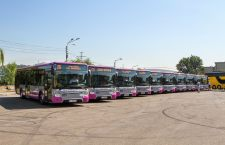 Autobuzele circulă după program de weekend în 14 și 15 august