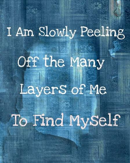 Layers-to-find-myself