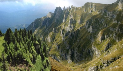 bucegi-mountains