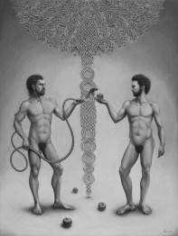 'Adam and Adam' by Vardan Aslanyan http://www.vardanaslanyan.co.uk