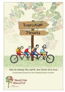 The Newcastle Transition Streets workbook