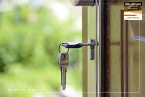 The keys to your home door