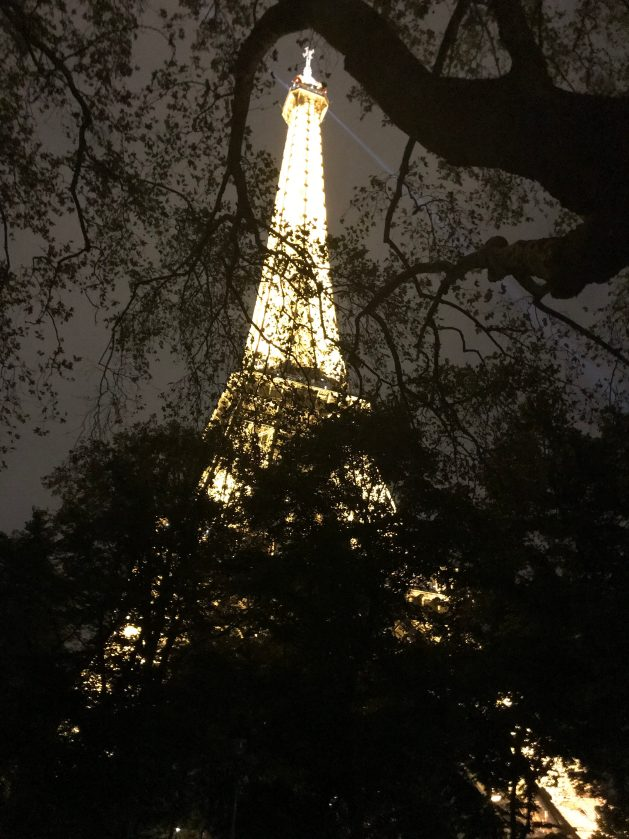 Wordless Wednesday: Beautiful Eiffel