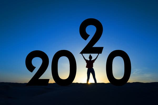 2020 - A decade of hope