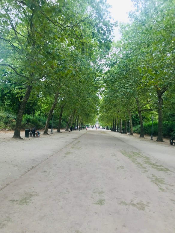 Photography: Brussels Park