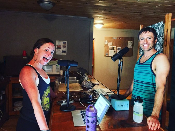 Yogi triathlete podcast- the sea bag