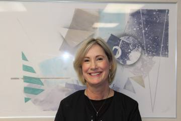 Debra Yates, Founder / CEO / Aesthetician of Transitions Skin Care feels it is very important to help and support nonprofit organizations in our local community.