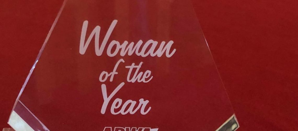 2019 ABWA Camelot Woman of the Year Award