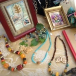 Theresa Camerata Jewelry and Artwork