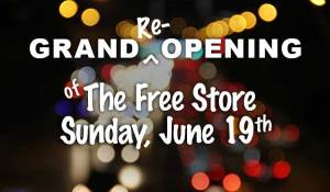 5347af27b TTM Free Store 2nd Anniversary Open House Party   TTM Free Store