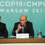 COP19 press briefing