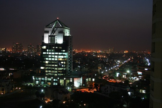Gurgaon office tower