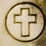 cross on a military grave