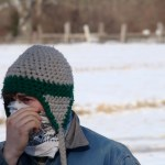Climate change makes normal winter seem cold