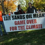 Burning Tar Sands = 'Unsolvable' Climate Crisis: Hansen