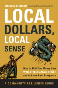 Local Dollars, Local Sense cover