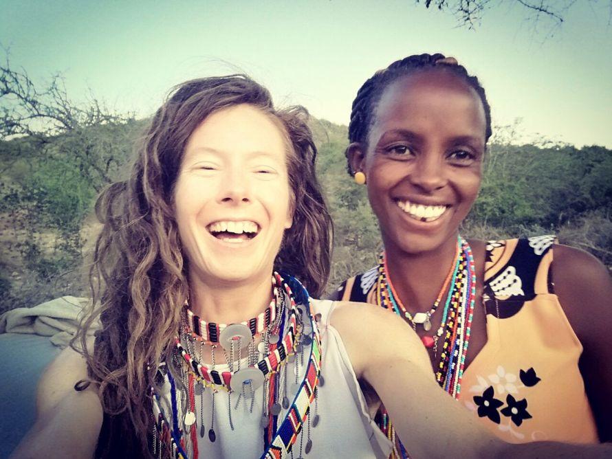Teresie_friends_Kenya