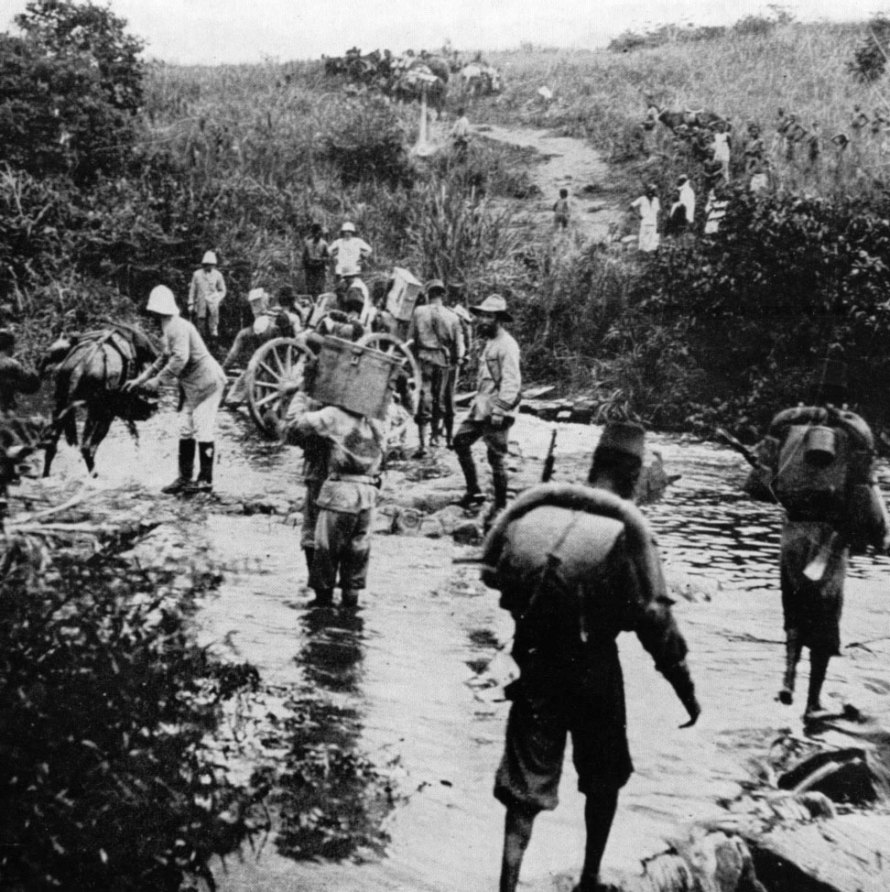 Congo_belge_campagne_1918
