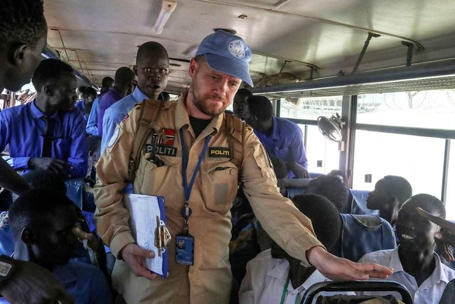 UN-AU high-level delegation visit to South Sudan