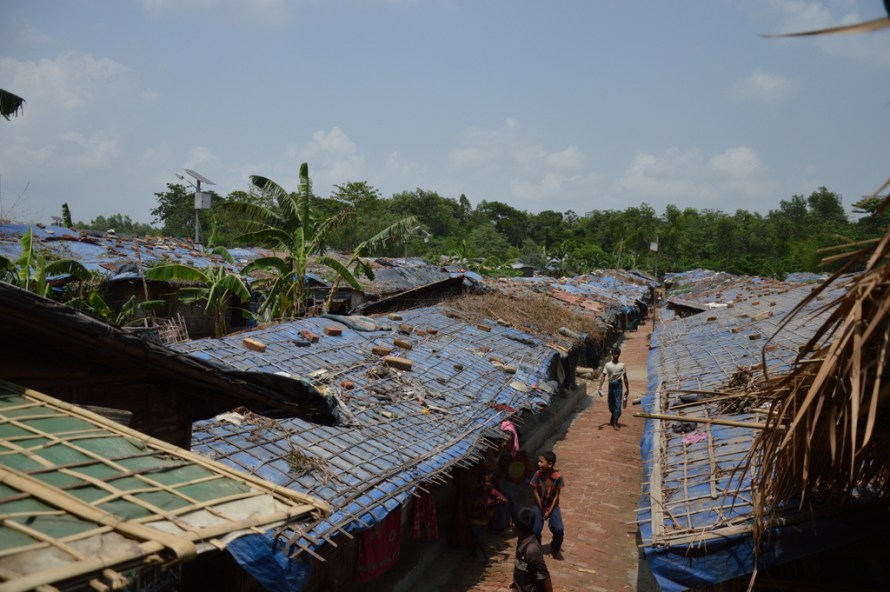 Bangladesh - flyktningleir