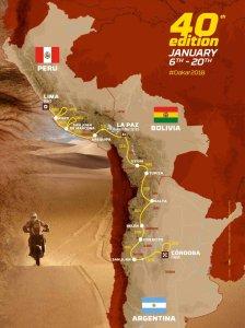mapa recorrido rally dakar cordoba san juan catamarca la rioja salta argentina dakar rally 2018