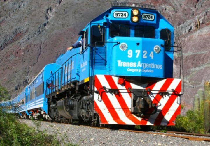 tren belgrano cargas fotos paisajes noa noroeste salta jujuy tucuman