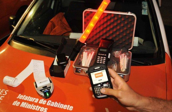 Control de alcoholemia en Provincia de Buenos Aires