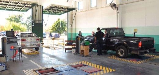 Control de vehiculos en VTV