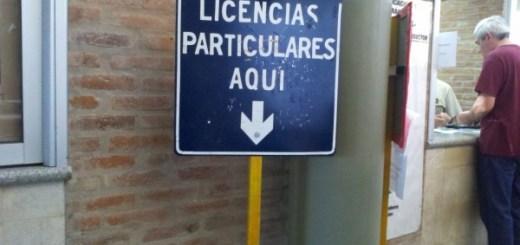 Licencias de conducir Municipalidad de Cordoba