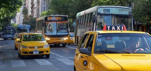 Transporte en Córdoba (Foto: Télam)