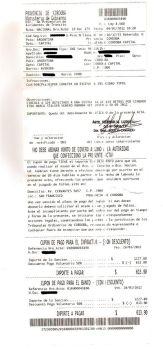 Descargo de una multas de Policía Caminera (Foto: enlanube.com)