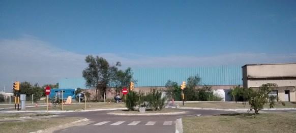 Pista del Centro Municipal de Capacitacion de Transporte y Transito