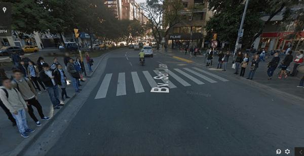 Google Maps Street View Bv San Juan