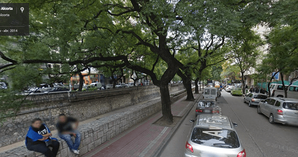 Google Maps Street View Canada y Colon