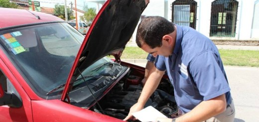 Verificacion policial automotor Cordoba