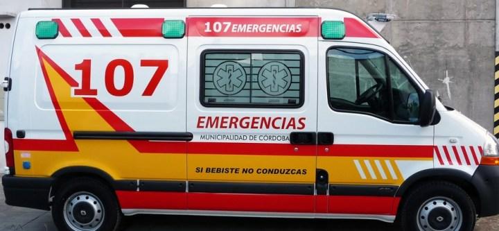 Ambulancia Municipalidad de Cordoba 107_2