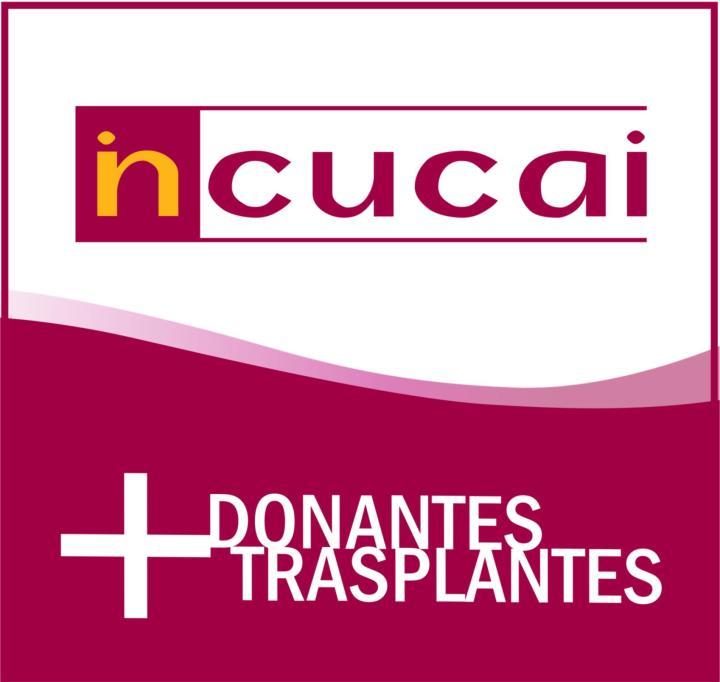 Incucai - Donar + Transplantes