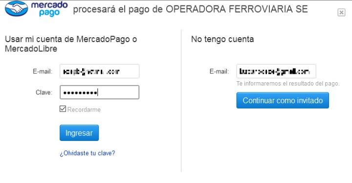 Compra de pasajes por internet para el tren a Retiro - 6