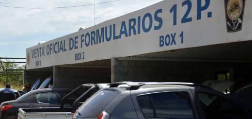 Planta de verificacion policial automotor Cordoba