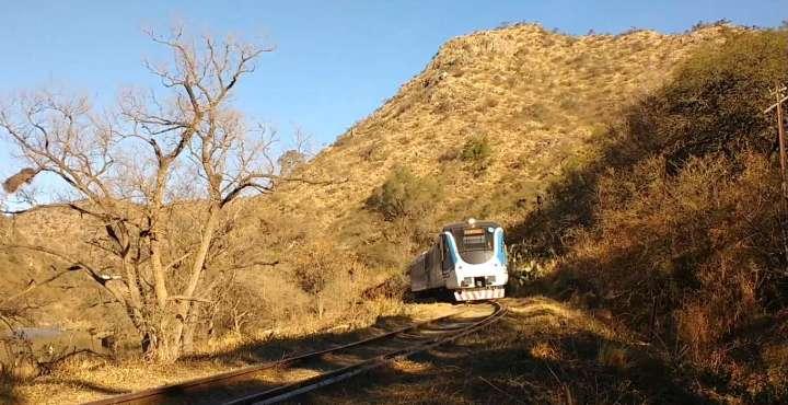 Tren de las Sierras Cordoba Casa Bamba
