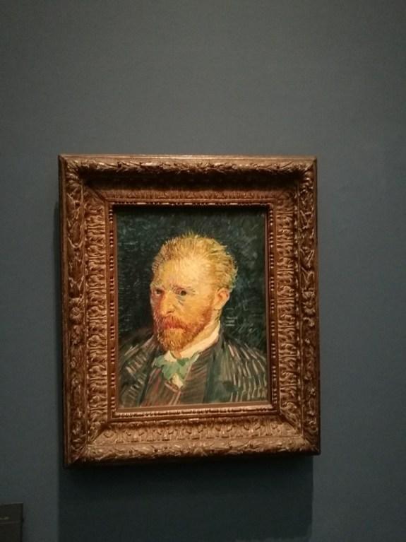 近代画で有名なオルセー美術館。ゴッホなどの展示で有名。