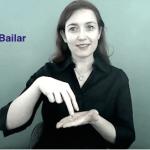 ASL bailar
