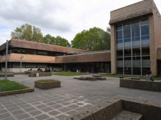 Université de Pau et de l'Adour; extérieur; 2016; Pau; France