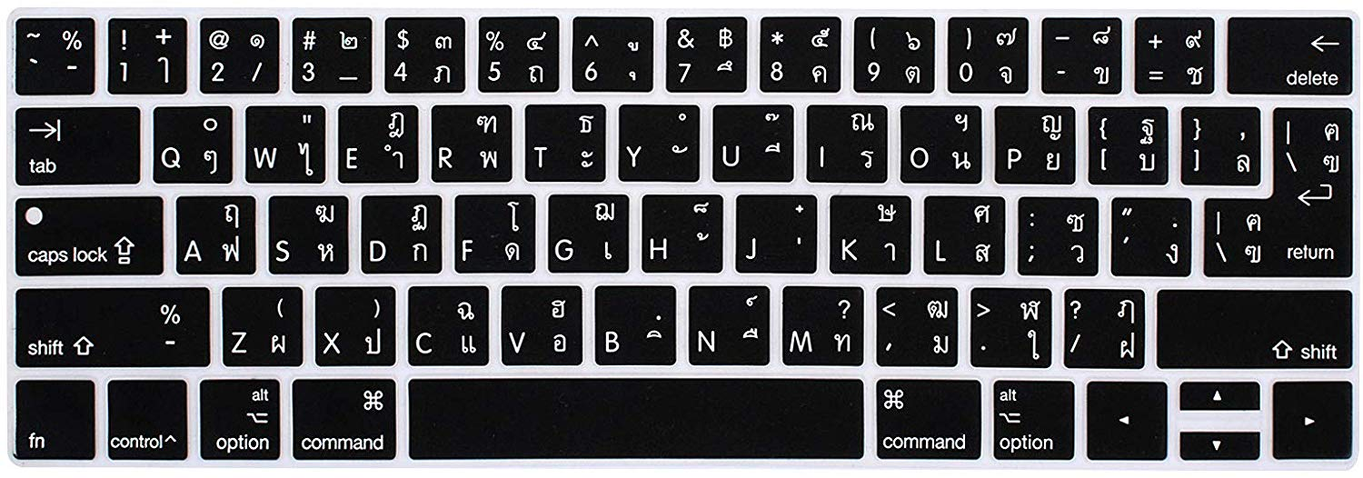 MMDW EU//UK German Keyboard Cover for Macbook Pro 13 Inch 15 Inch Old Macbook Air 13 Inch European//ISO Keyboard Layout Silicone Skin-New Pink with or without Retina Display, 2015 or Older Version