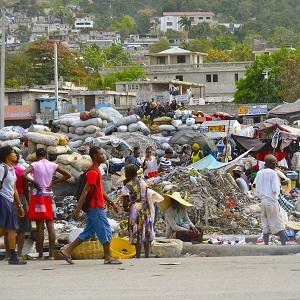 Helping Haitians Rebuild