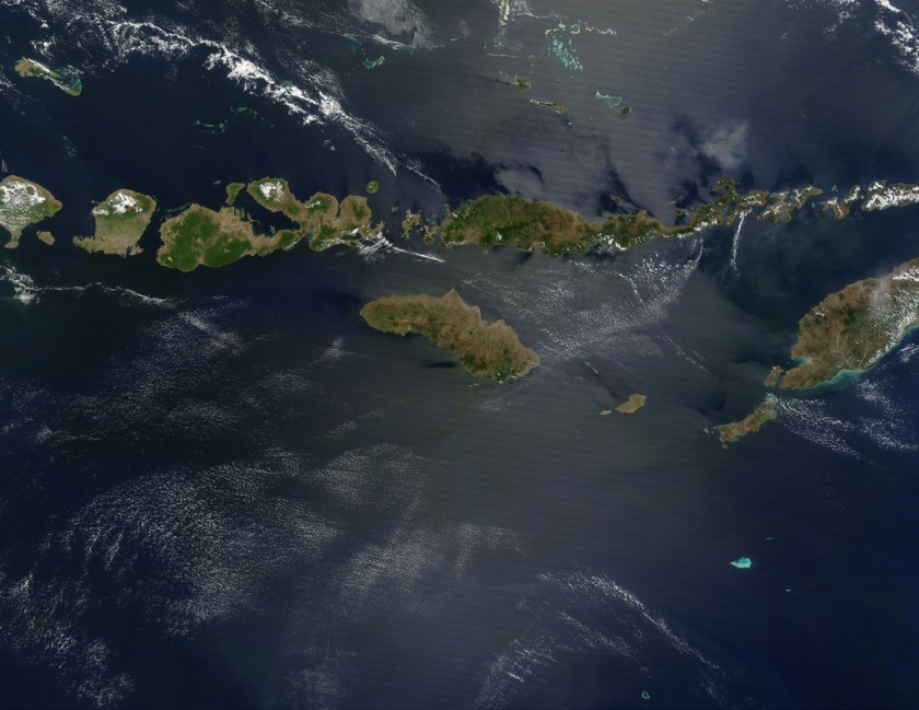 Lesser Sundra Islands, Indonesia.